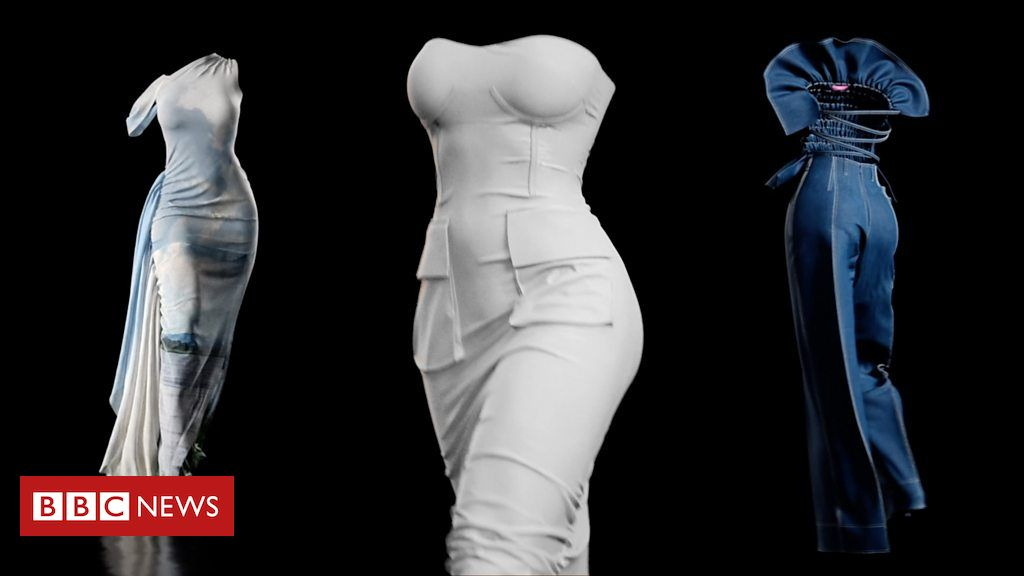'I taught myself 3D fashion using google search'