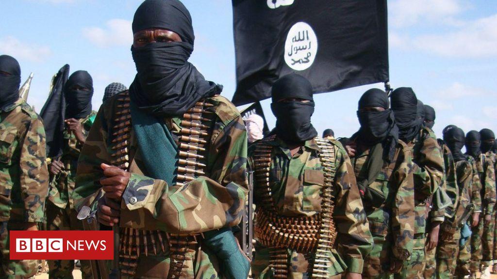 Al-Shabab militants in shoot-out in Somalia prison
