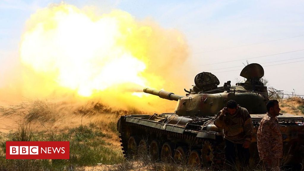 Libya conflict: Why Egypt might send troops to back Gen Haftar
