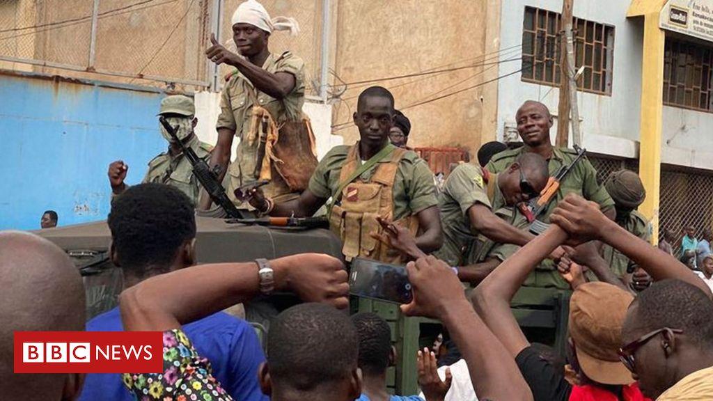 Soldiers seize Mali President Ibrahim Boubacar Keïta