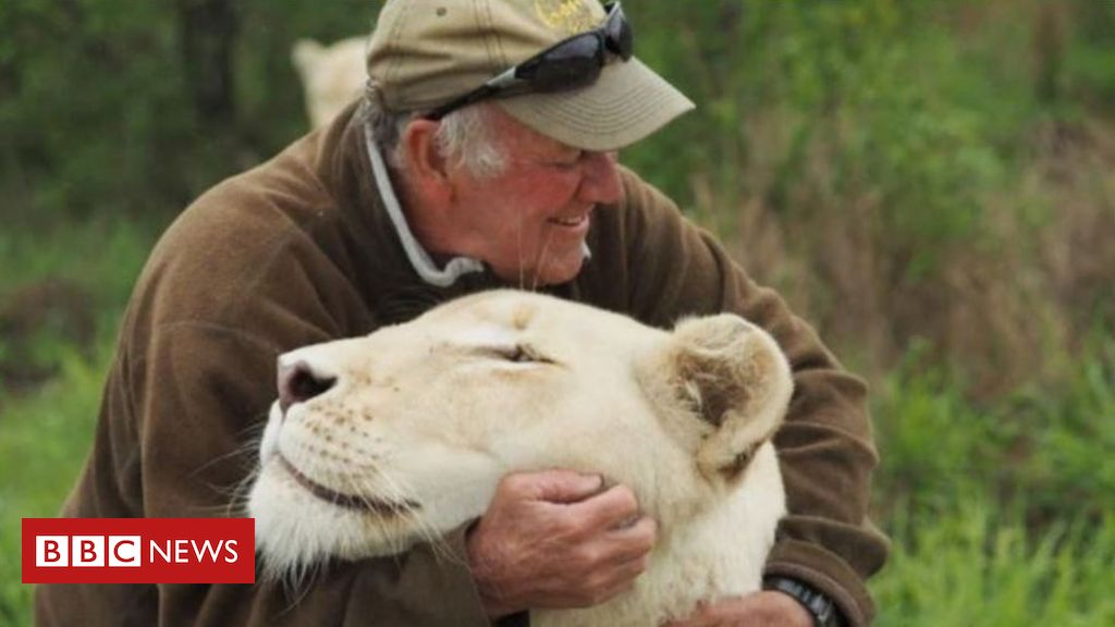 West Mathewson: South African conservationist killed by white lions
