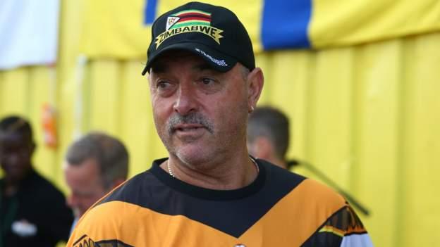 Grobbelaar interested in being next coach of Zimbabwe