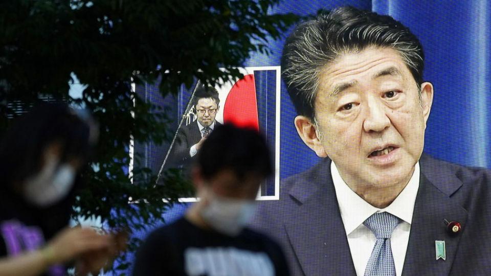 Abe's departure with mixed economic results to test market confidence
