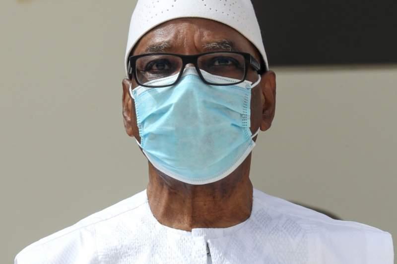 Ousted Malian leader suffers mini-stroke, Junta leader visits him