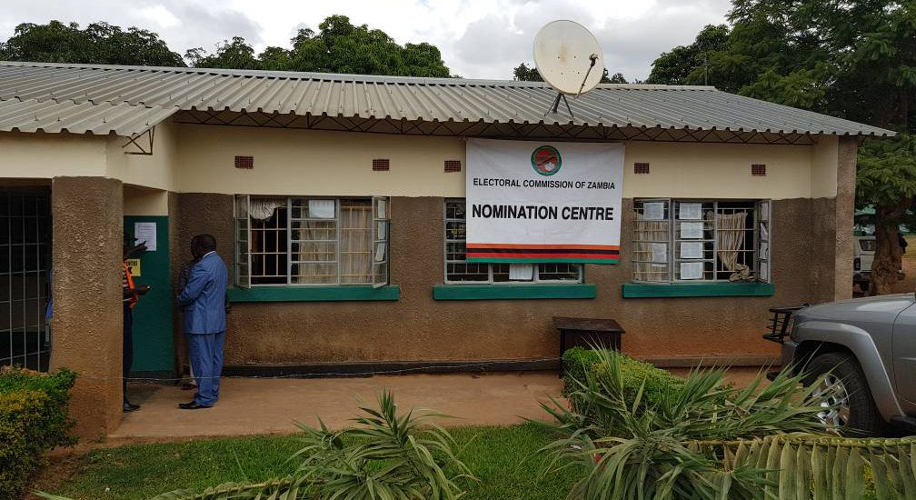 Zambia's 'discriminatory' nomination fee for 2021 general election