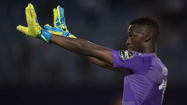 Edouard Mendy: How Chelsea's new goalkeeper beat setbacks to succeed