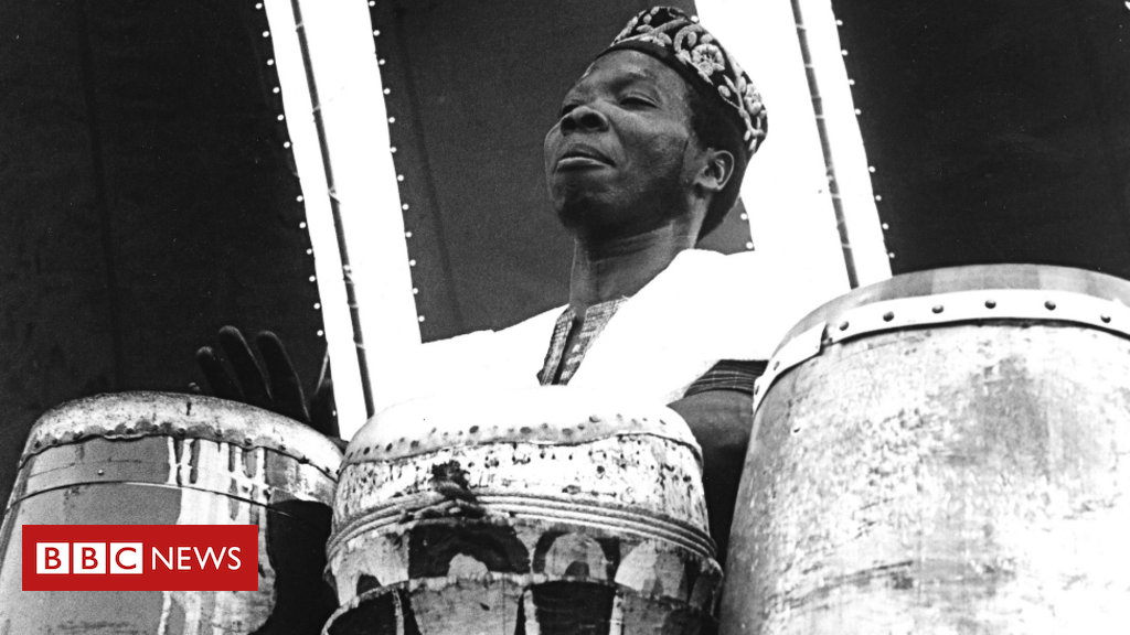 The Nigerian drummer who set the beat for US civil rights