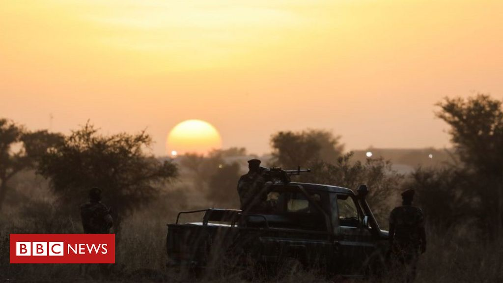 Niger mass graves: Army accused of executing over 70 civilians