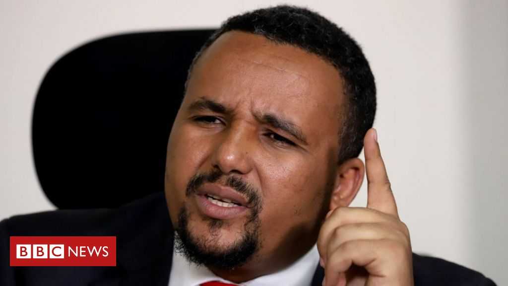 Ethiopia charges opposition figures with terrorism
