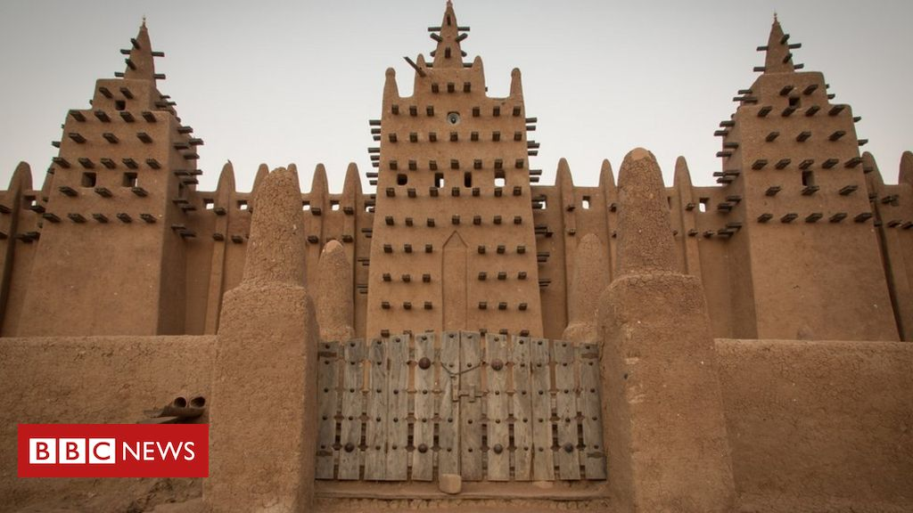 Six African heritage sites under threat from climate change