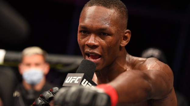 UFC 253: Israel Adesanya retains middleweight title with ease in Abu Dhabi