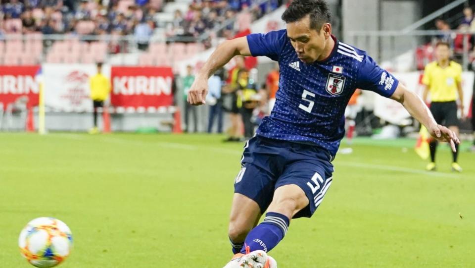 Marseille completes signing of Japan veteran Yuto Nagatomo
