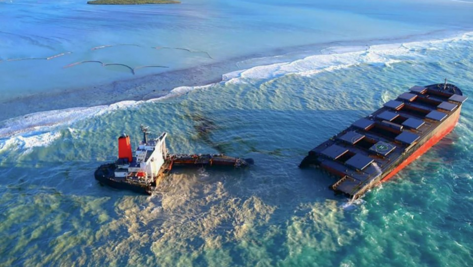 Mauritius oil cleanup to be completed by January: ship owner