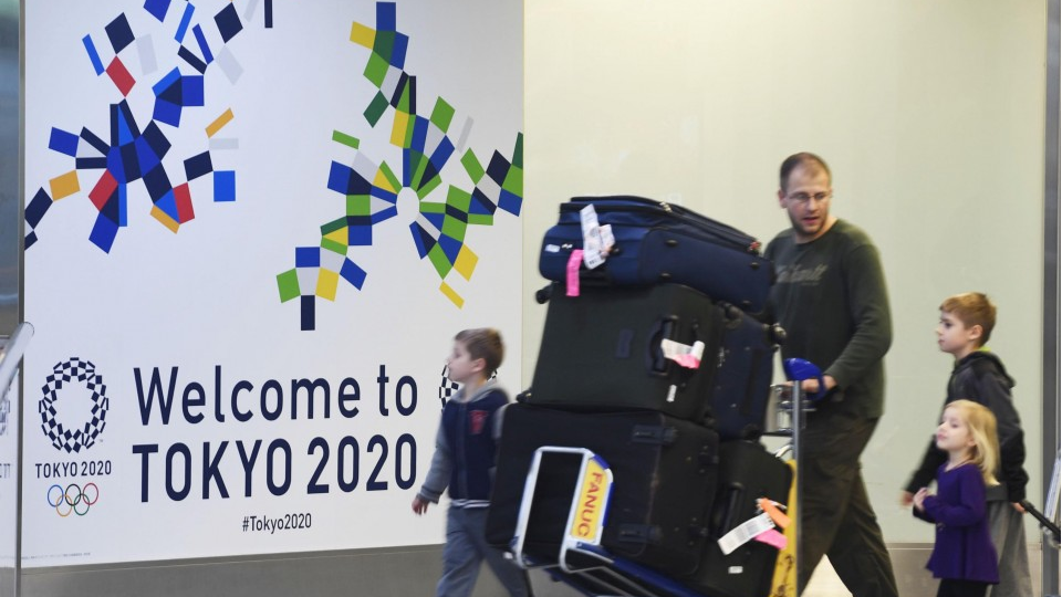 Gov't to let foreign athletes enter Japan on conditions: sources