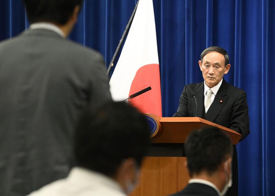 Don't pursue strike capability or NATO-like Asia, scholars tell Suga