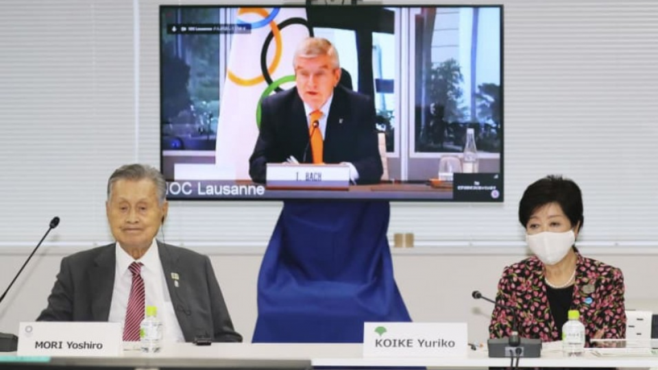 IOC President Bach undeterred by Tokyo Olympic doubters