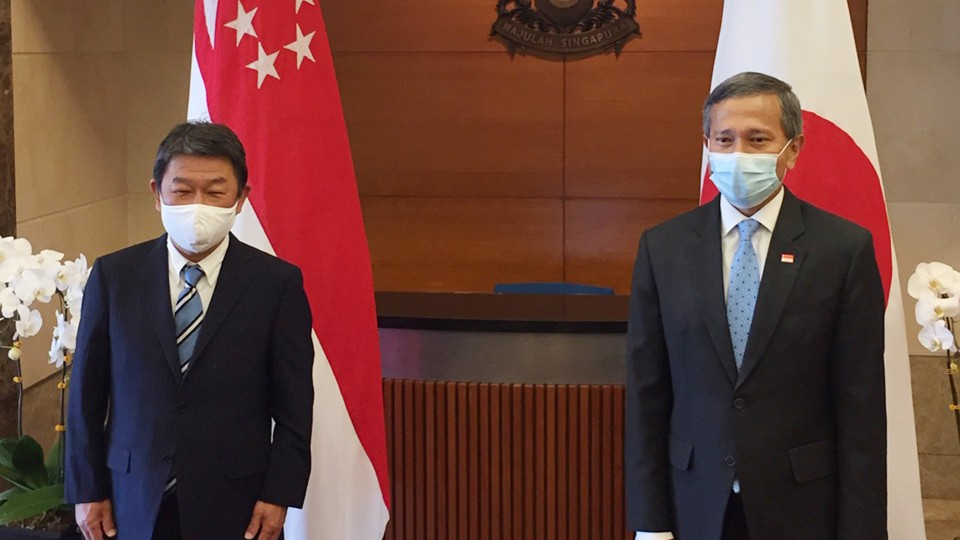 Japan to reopen borders with Singapore, Brunei for expatriates