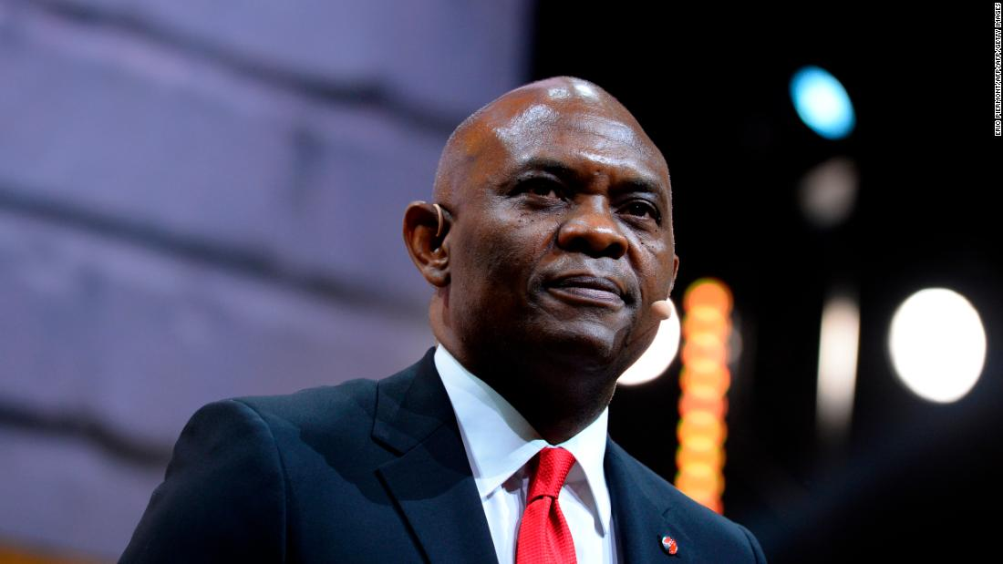 Tony Elumelu and Abubacarr Tambadou are among the 100 most influential people in the world, according to TIME