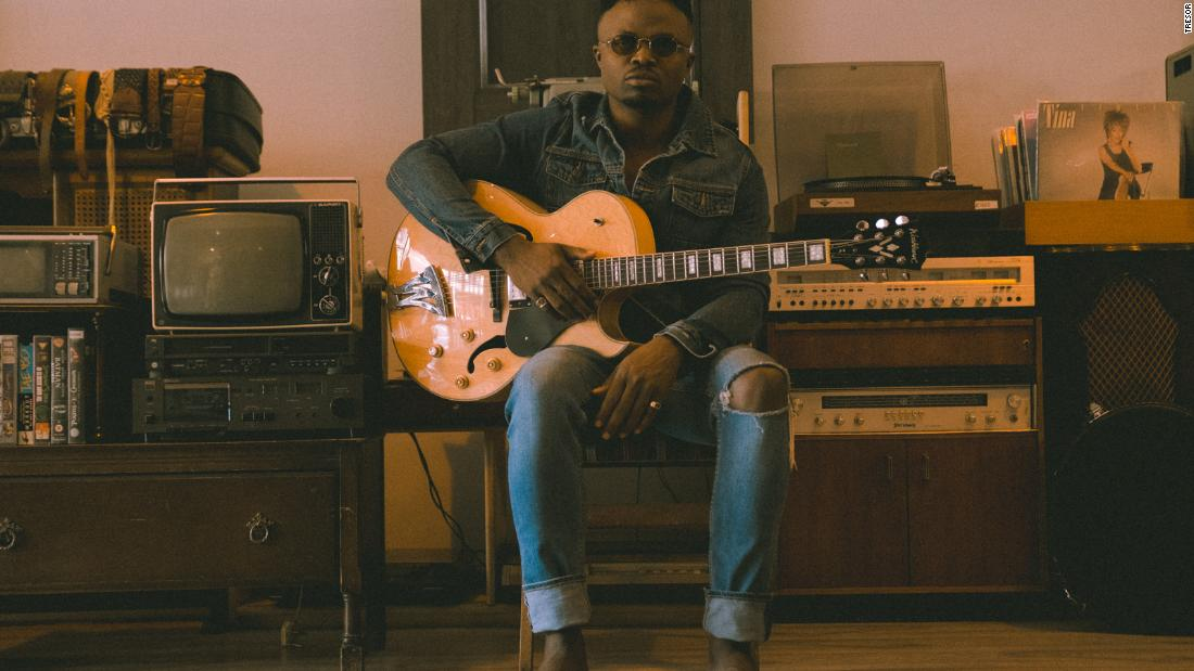 From migrant to pop star: Tresor opens up about his 4000-kilometer journey to fame