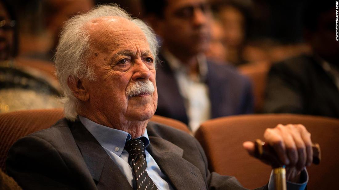 George Bizos, human rights lawyer who defended Mandela has died aged 92