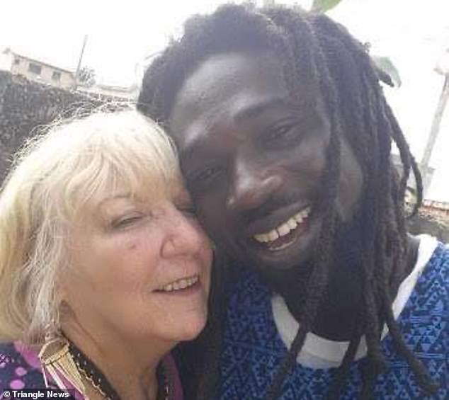 Distraught British grandmother 'duped' £18k by Ghanaian lover