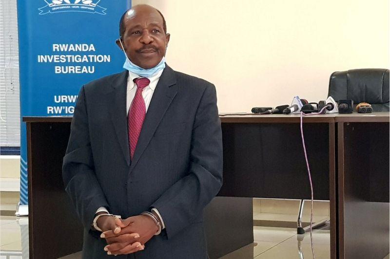 President Kagame says Hotel Rwanda hero wasn't kidnapped