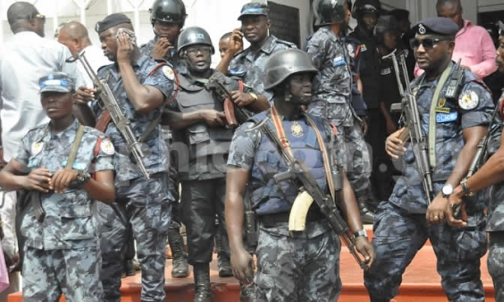 Ghana: Cops told to have less sex to save energy for election security