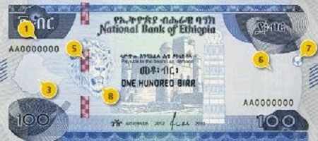 Ethiopia introduces new banknotes with enhanced security features