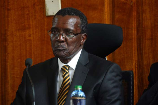 Kenya's chief justice wants parliament dissolved over gender rule