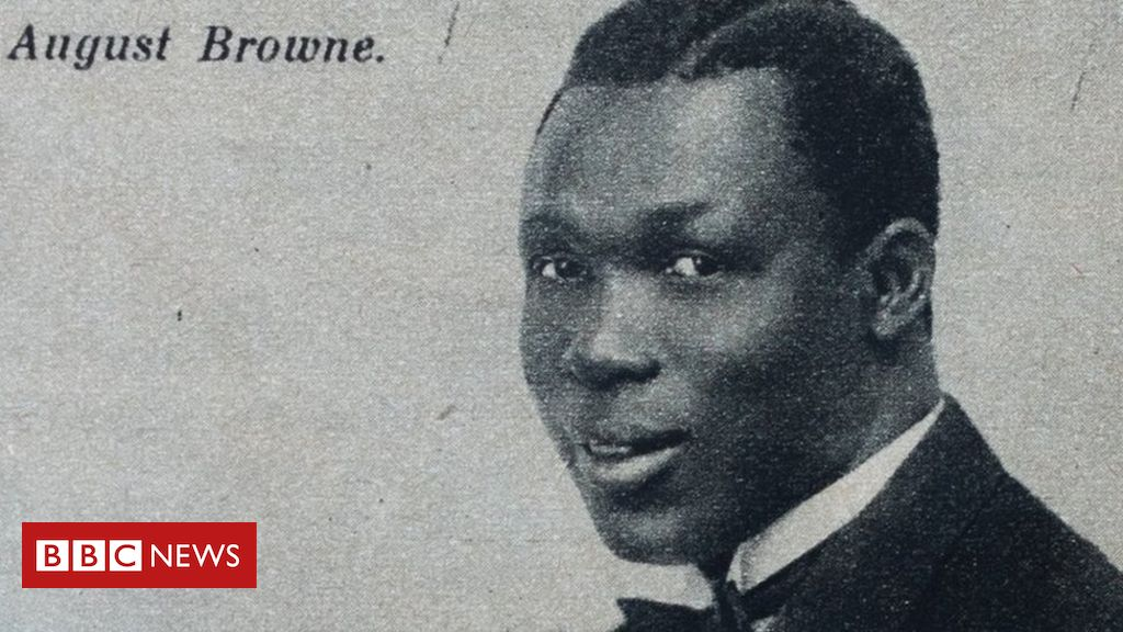 August Browne: The Nigeria-born man who joined the Polish resistance