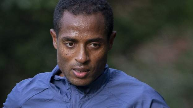 London Marathon: Kenenisa Bekele to miss race because of injury
