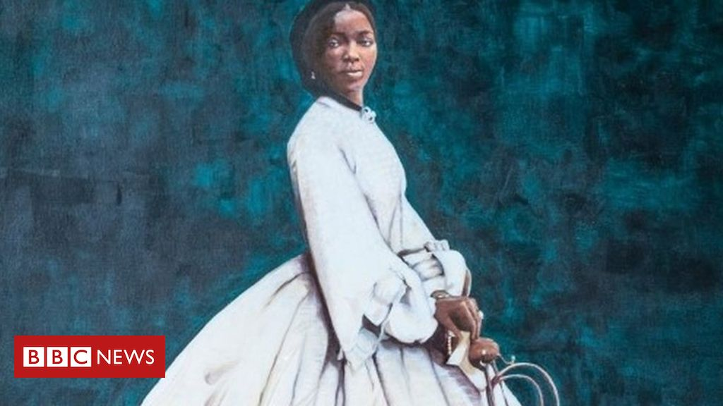 Sarah Forbes Bonetta: Portrait of Queen Victoria's goddaughter on show