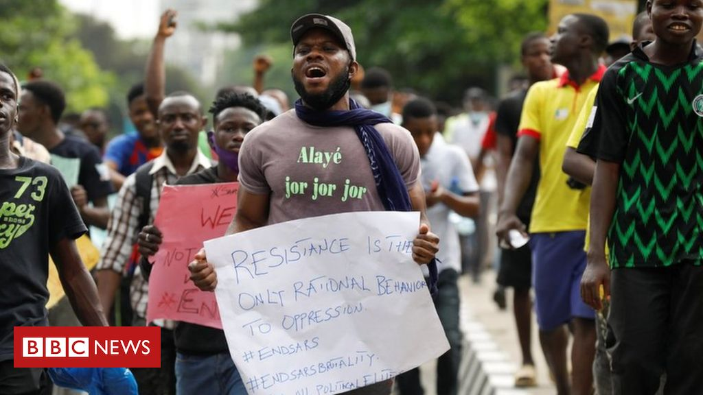 SARS ban: Nigeria abolishes loathed federal special police unit