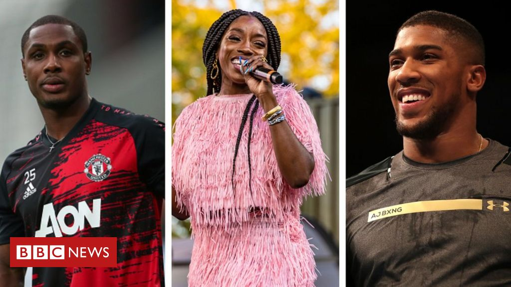 End Sars protests: Growing list of celebrities pledge support for demonstrators