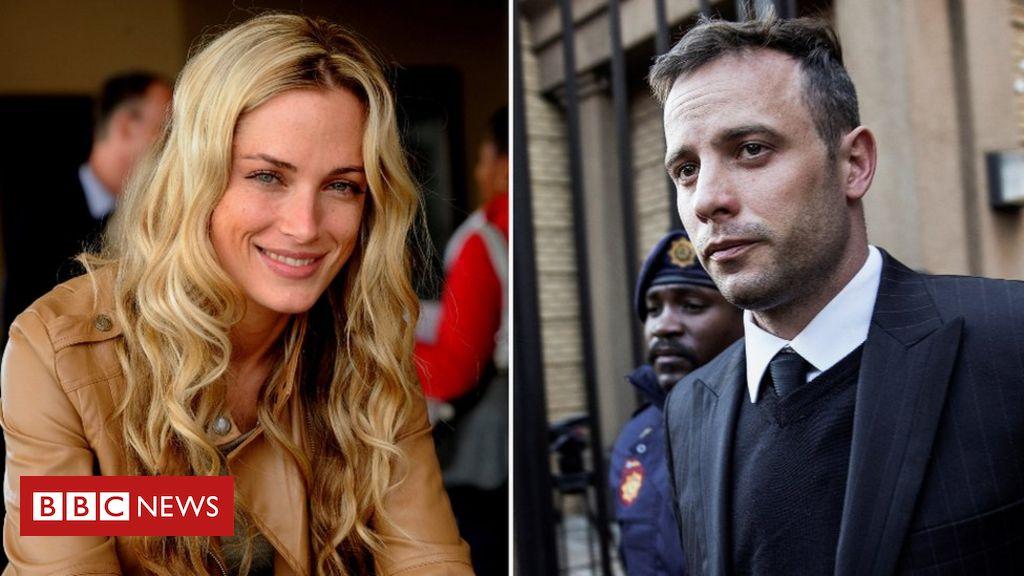 Oscar Pistorius: BBC removes documentary trailer after backlash