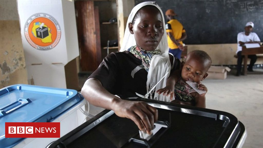 Tanzania elections: Opposition leader Tundu Lissu 'won't accept poll results'