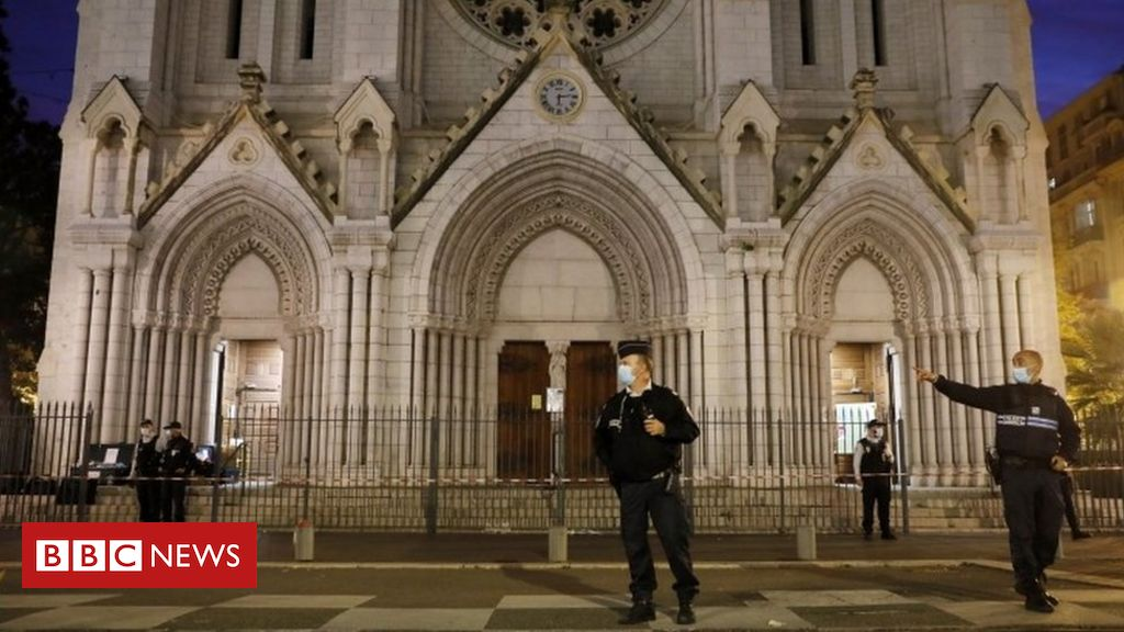 France attack: Attacker arrived from Tunisia days ago