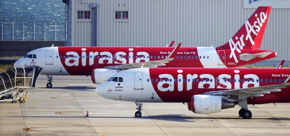 Low-cost carrier AirAsia to pull out of Japan as virus hits demand