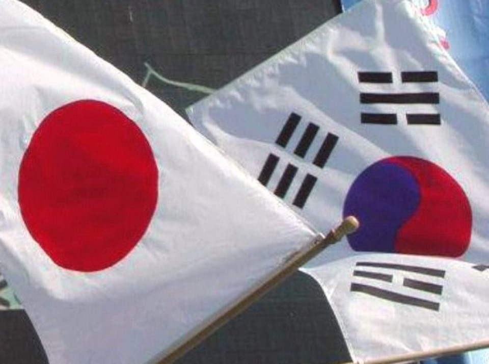 Japan urges South Korea to present solution over wartime labor row