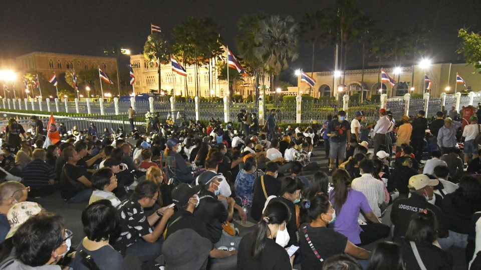 Thailand imposes state of emergency in Bangkok to stop protests
