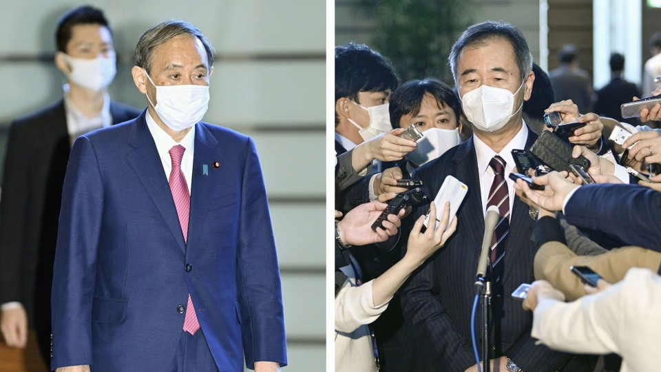 PM Suga keeps quiet on reasons for rejecting science council nominees