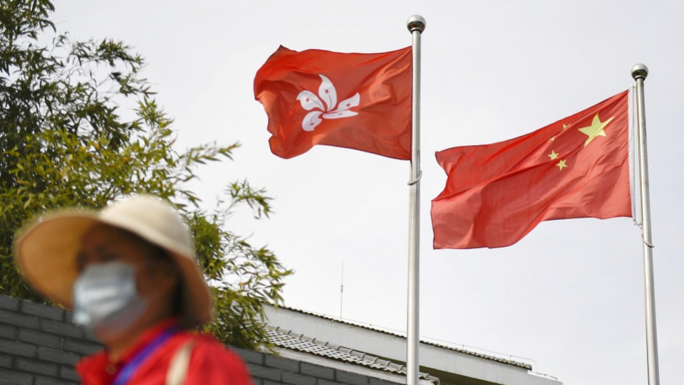 China's ambition to involve Hong Kong in economic zone creates ripple