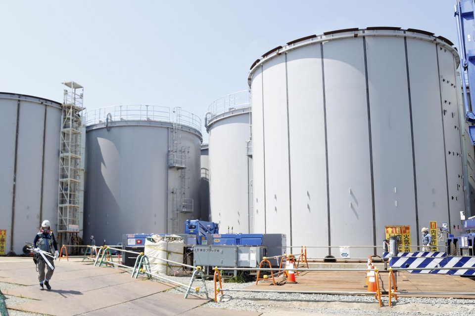 Japan PM vows swift decision on release of Fukushima radioactive water