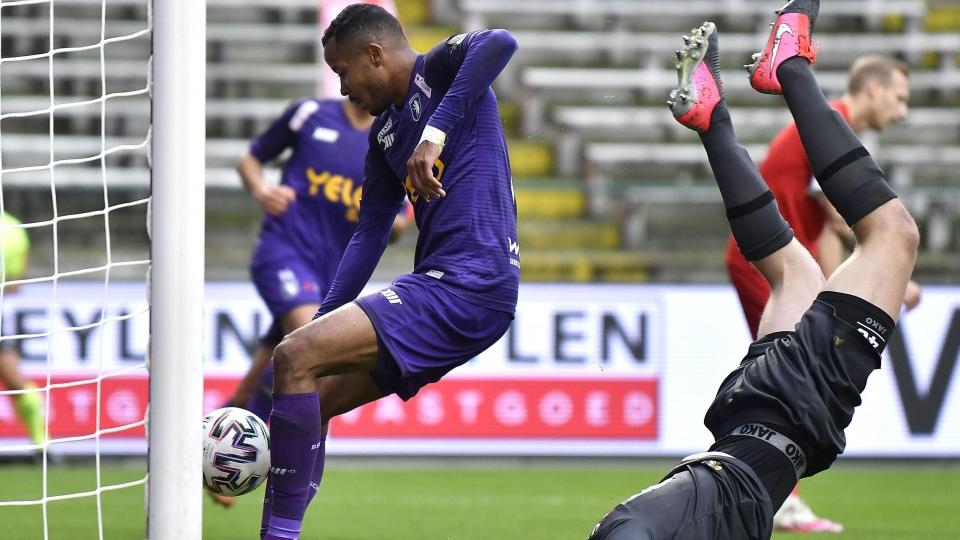 Musashi Suzuki nets brace in Beerschot's defeat to Antwerp