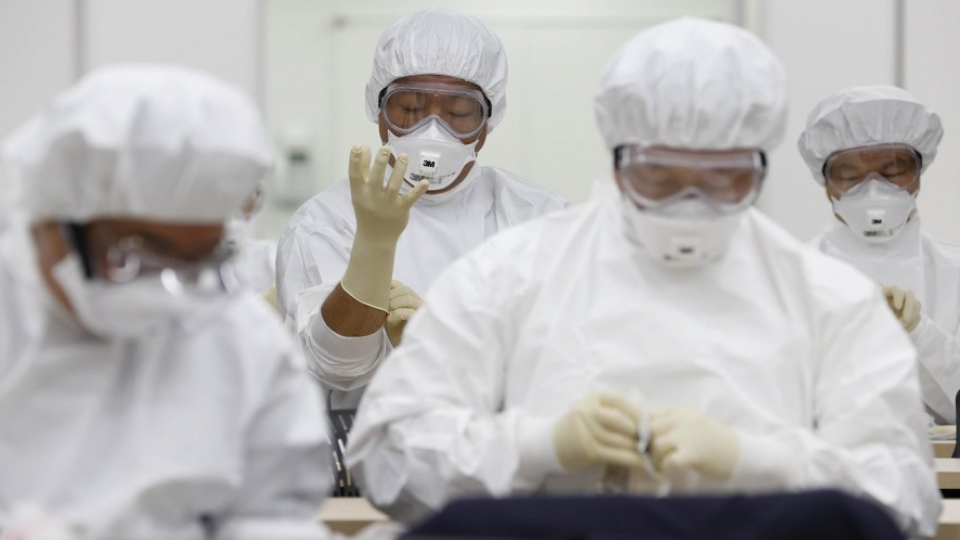 Overwork on the rise as pandemic ups load on Japan's essential workers