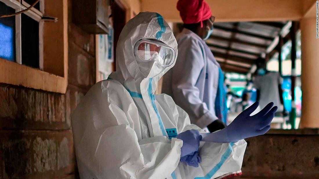 Africa must prepare for second COVID wave, disease control group says