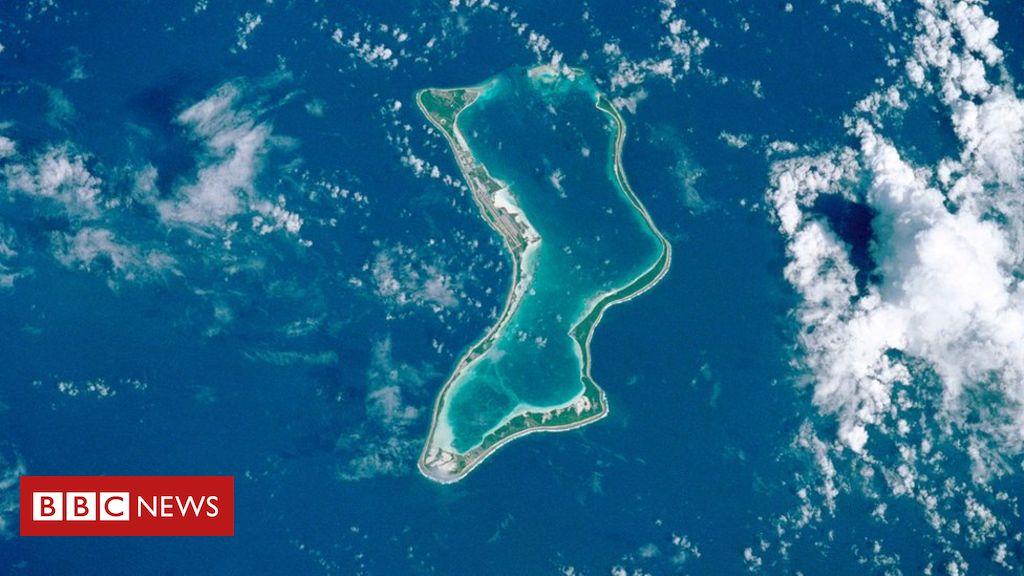 Chagos Islands dispute: Mauritius calls US and UK 'hypocrites'