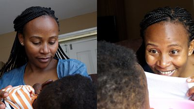 Coronavirus in Africa: Why I breastfed my child despite having Covid-19