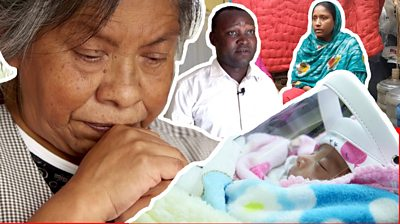 Coronavirus hardship in Mexico, Nigeria and Bangladesh