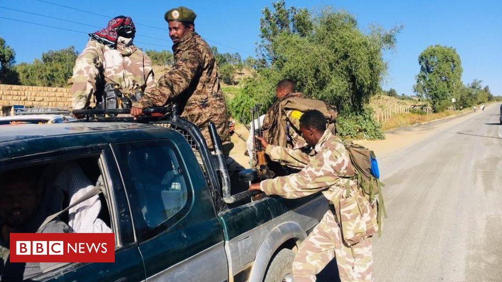 Tigray crisis: Ethiopia's army mobilises troops